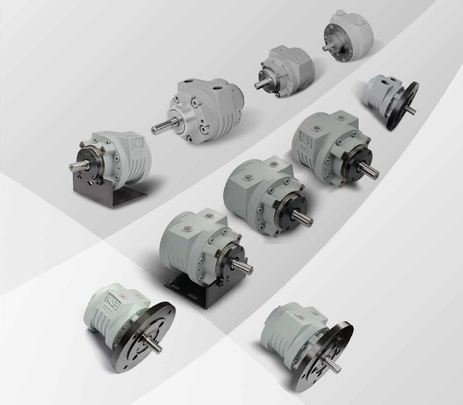 Air motors